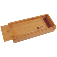 Bamboo Brush Box
