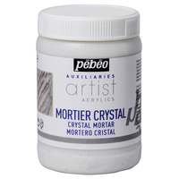 Pebeo Crystal Mortar 250ml