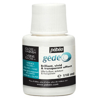 Gedeo Gloss Varnish 110ml