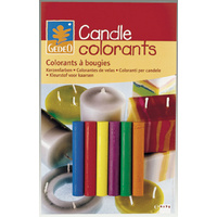 Gedeo Candle Colourants