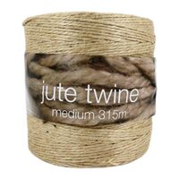 Twine Medium Natural - 315mts