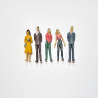 Figurines Scale 1:50