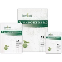 Bamboo Sketch Pad 105gm - 50 Sheets