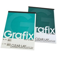 Grafix Dura-lay Wet Media Workable Acetate