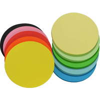 Kinder Paper Circles Matt - Pkt of 500