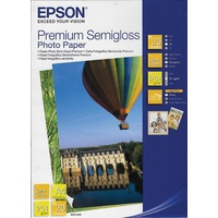 Epson Premium Semi Gloss Photo Paper - 251gm