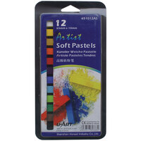 U-Art Soft Pastel Sets of 12