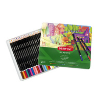 Derwent Academy Pencils 24's