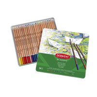 Derwent Academy Watercolour Pencils 24's