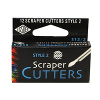 Scraper Cutter Set