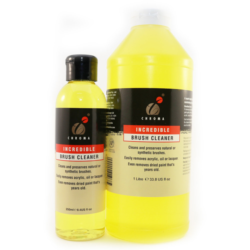 Chroma Brush Cleaner 250ml