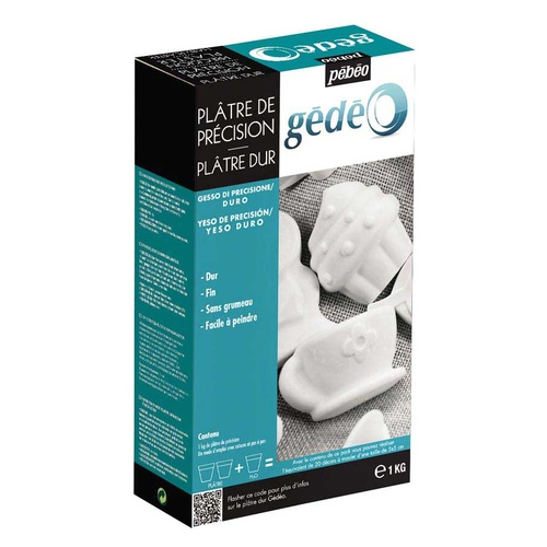 Gedeo Precision Plaster 1kg