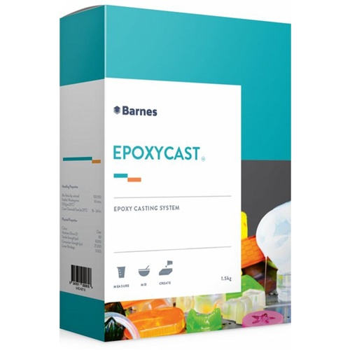 Easycast Clear  750gm